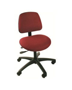 Brewer Cloth Ergonomic Task Chair with Casters