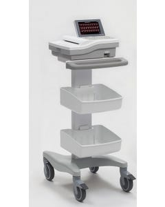Mortara Instrument XCR000001A Deluxe Cart For Use W/ any Mortara Ecg