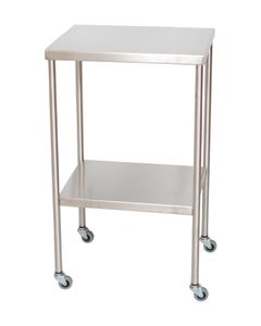 UMF Medical Stainless Steel Instrument Table