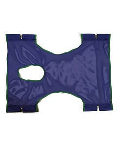 Invacare 9047 Polyester Mesh W/Commode Opening