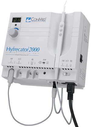 Conmed Hyfrecator 2000 Electrosurgical Generator, 7-900-115