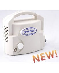 Drive 3655D Pulmo-Aid Compact Compressor / Nebulizer W/ Disposable Neb - PROFESSIONAL USE ONLY