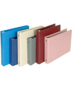 "Omnimed 1"" Beam Polychart Ring Binder"