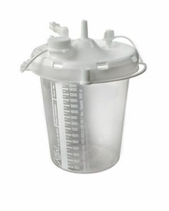 Allied Healthcare  Gomco Disposable Colleciton Canister W/Stem Inlet 1500ml