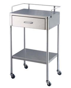 UMF Medical SS8153 Stainless Steel Utility Table