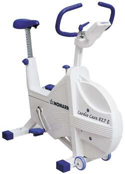 Monark 827E Stable Exercise Bike