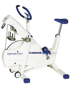 Monark 874E Weight Ergomedic Exerciser