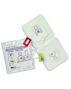 ZOLL Pedi-Padz II for AED Plus Automated External Defibrillator