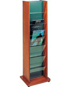 Peter Pepper 480 series magazine rack, Freestanding Stationary