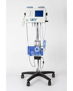Wallach L500VA Vista Advanced Vascular System W/ Rolling Stand