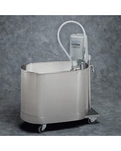"Mobile Extremity Whirlpool, 28"" x 15"" x 18"" - 22 gallon"