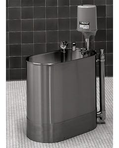 "Stationary Extremity Whirlpool, 28"" x 15"" x 21"" - 27 gallon"