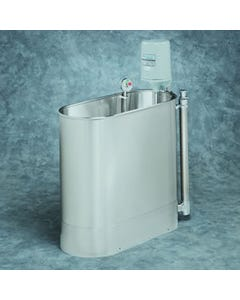 "Stationary Extremity Whirlpool, 32"" x 15"" x 25"" - 45 gallon"