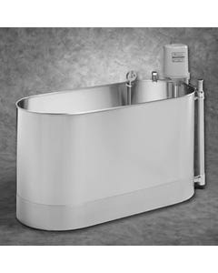 Stationary Sports Whirlpool, 56 x 24 x 25 - 110 gallon