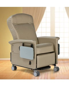 Champion 67P Ascent II Power Medical Recliner/Transporter with Swing Arms