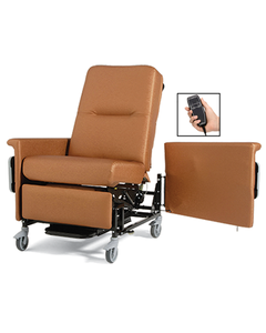 Champion 86 Series Bariatric Relax Power Recliner/Transporter