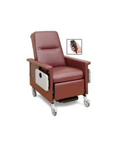 Champion 54P-BFC Power Recliner with Boston Fire Code Upcharge