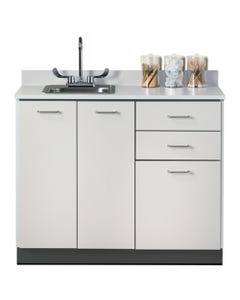 Clinton Base Cabinet with 2 Drawers