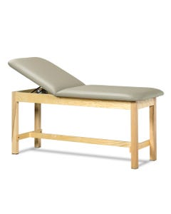 CME Antimicrobial Treatment Table and Adjustable Backrest