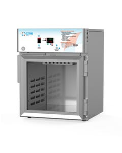 "CME CMEB-BFW-S-1PT30 1.30 cu. ft. Warming Cabinet - Single Chamber, 17.25""D x 18""W x 22""H"
