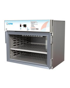 """CME CMEB-BFW-S-3PT90 3.9 cu. ft. Warming Cabinet - Single Chamber, 20.5""""D X 30""""W X 24.5""""H, Glass"""