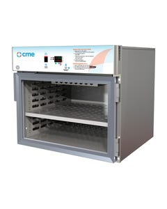 "CME CMEB-BFW-S-4PT06 4.06 cu. ft. Warming Cabinet - Single Chamber, 26.5""D X 24""W X 24.5""H"