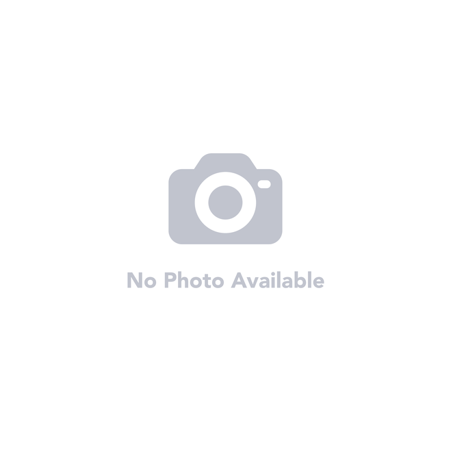 "Luxor 3-Shelf Stainless Steel Utility Cart w/ 4"" Casters"