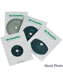 DeSoutter Medical Titanium Nitride Cast Saw Blades