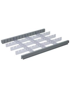 Detecto CARCDS3 3 Inch Drawer Divider Set for Rescue Ca
