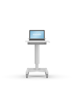 Enovate DUS-W-L00 DUO Mobile Workstation Cart
