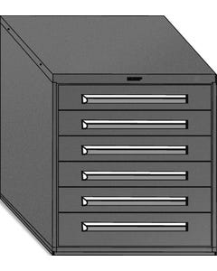 """Equipto 4434H 30"""" Wide Modular Drawer Cabinets"""