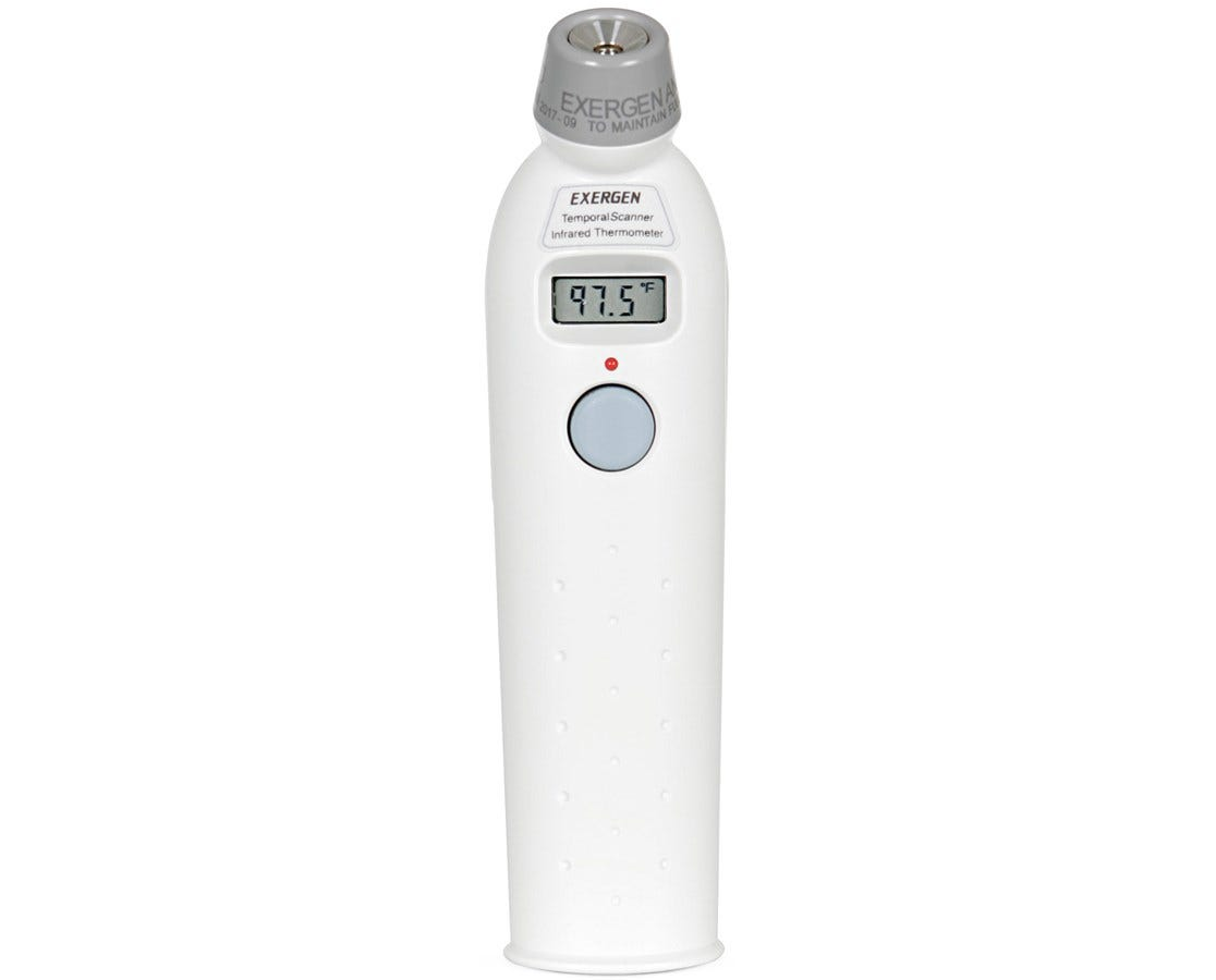Professional Physicians Model Exergen TAT-2000 Temporal Thermometer
