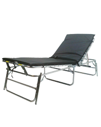 "Integrity Medical Solutions Westcot FNC Portable Functional Needs Folding Cot w/ 450 lb. Weight Capacity - 18"" H x 32"" W x 81"" L"