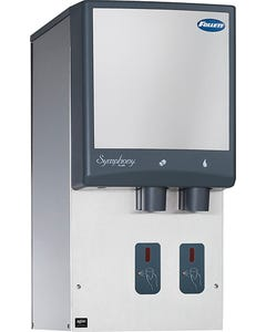 Follett Symphony Plus Ice and Water Dispenser with Drain Pan, 12HI425A-S0-DP
