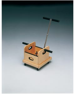 Work Device: Mobile Weighted Cart