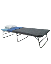 "Integrity Medical Solutions Wescot GUC General Use Cot w/ 450 lb. Weight Capacity - 18"" H x 32"" W x 80"" L"