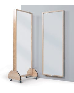 Hausmann 1672 Wall Mounted Mirror