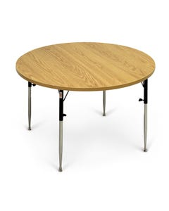 Hausmann 4333 48 in. Round Table