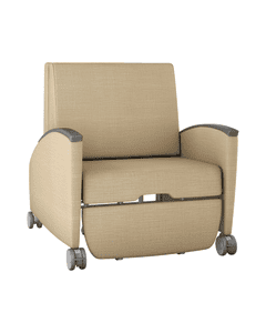 healtHcentric Aloe Sleeper Club Chair