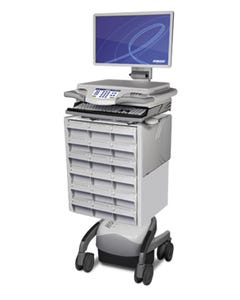 Howard HI-Paradigm E 6-Tier Cart BASE047-6TPEDM