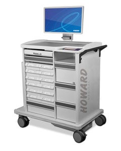 Howard BASE034 Hi-Pinnacle E Model 45 Cart