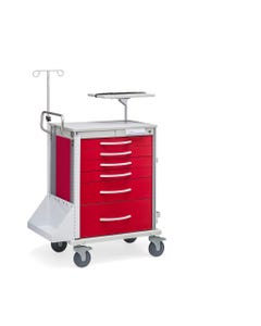 Innerspace Pace Speciality Code Cart Configuration with SPCVP