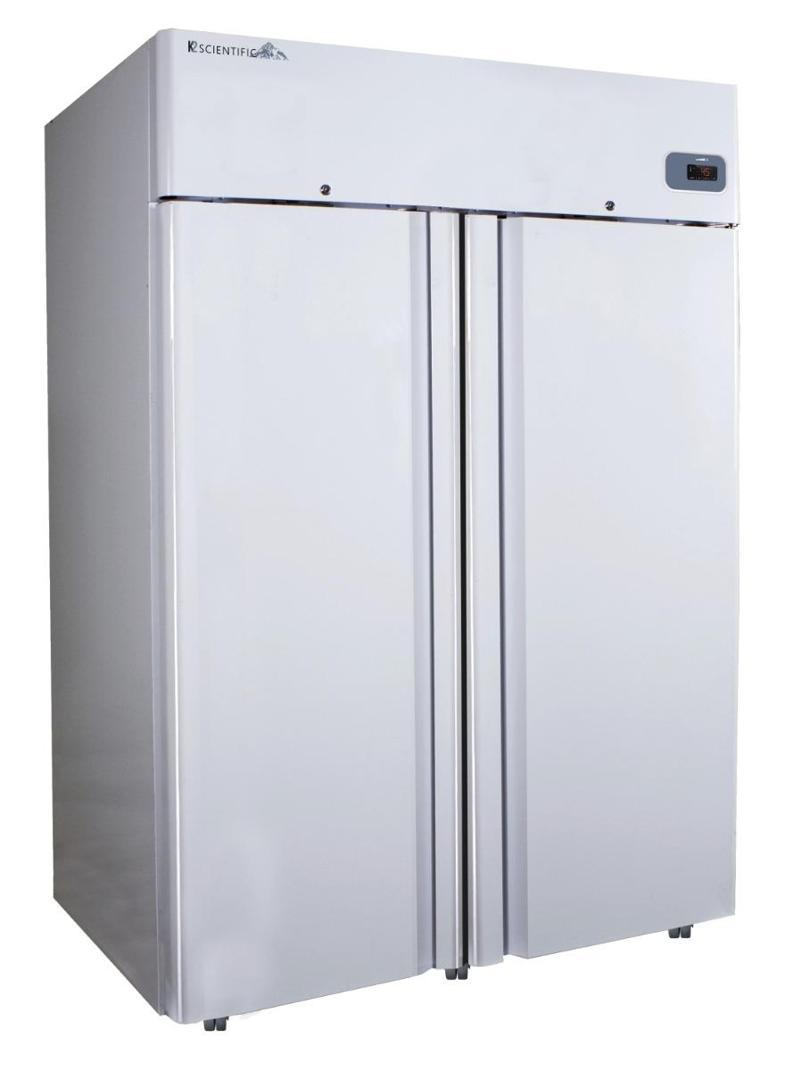 K2 Scientific K249SDR 49 Cubic Solid Door Refrigerator