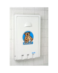 Koala Kare Standard Vertical Baby Changing Station