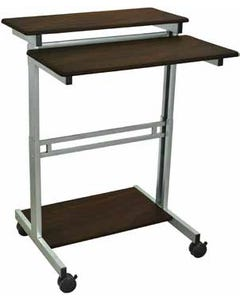 Luxor STANDUP-31.5-B Stand Up Workstation