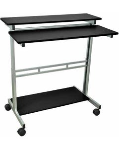 Luxor STANDUP-40-B Stand Up Workstation