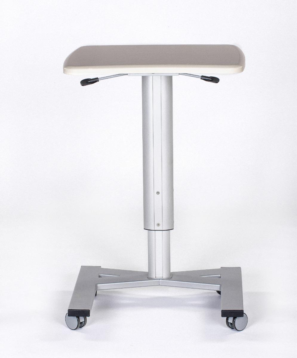 MedViron ROAM: Height-Adjustable Mobile Work Surface