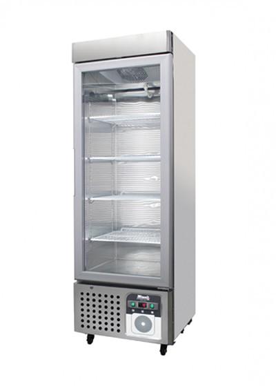 Migali G-1MRG 12 Cu Ft Locking Glass Door Pharmacy / Vaccine Refrigerator