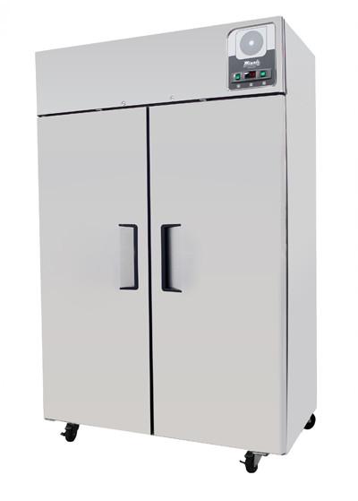 Migali G-2F 49 Cu Ft Upright Two (2) Locking Solid Door -20  Pharmacy Freezer