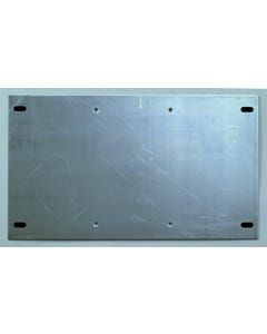 """PDi Healthcare Arm-mounted Patient TV System Internal Mounting Plate, 16"""" Studs, PDI-254I"""